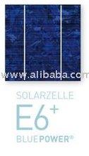 Solar Cell Blue Power 156 mm multicrystalline silicon 3.46watt