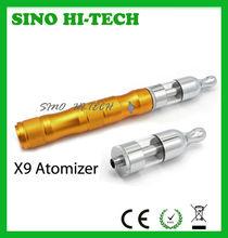 E Shisha Pen X9 E-Cigarette,X9 Vaporizer;X9 Clearomizer 4ml;Accept Paypal