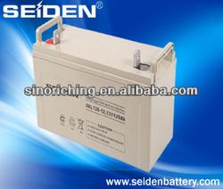 Gel battery 12v 120ah for UPS