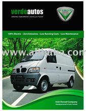Verde Cargo Van