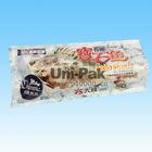 unipak plastic package for sea food