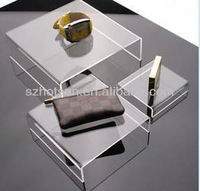 professional makeup display acrylic manufacturing in fashion