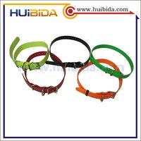 High quality leather dog collar, pet collar