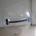 precio barato transparente 2m aprobado por la ce inflable del agua caminando pelota