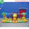 Gonflable jeu de sport équipement, enfants sports de plein air jeux