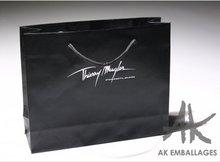 luxury paper bags - sacs papier de luxe