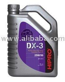 DX-3 20W50 API CF-4/SG