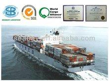 Lianyugang Sea Shipment to Johannesburg South Africa