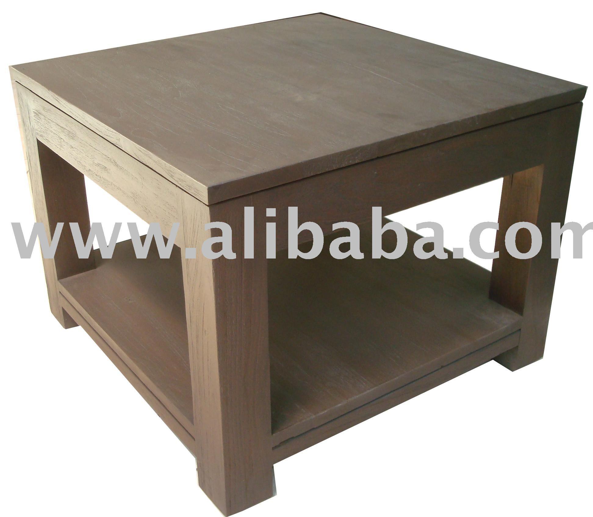 Moderno de madera de teca muebles r sticos mesa de madera - Muebles de madera de teca ...