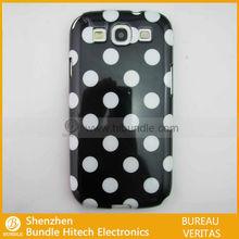 Fashion Polka Dots Case for Samsung Galaxy S3, manufacturer