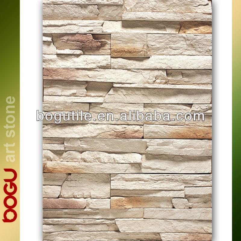 Artificial de imitaci n de azulejo de la pared exterior - Azulejo imitacion ladrillo ...