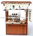 En miniatura de la tienda japonés 1:12 ( arcilla ) tema