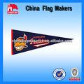 personalizado sentiu bandeirolas bandeira para a promoção