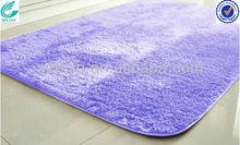 soft and anti-slip microfiber polyester dance mat