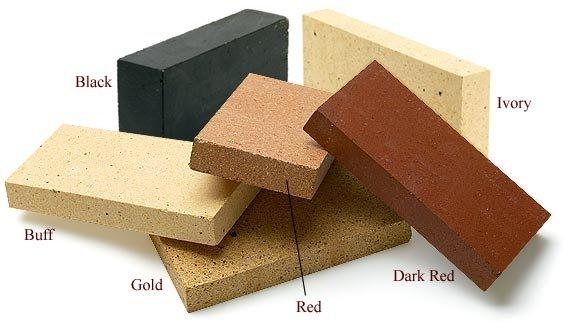 Materiales de construccion materiales ceramicos - Azulejos refractarios ...
