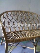 Bamboo Settee