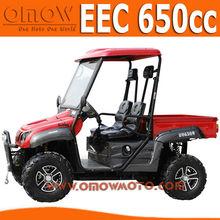 EEC 650cc 4x4 Utility Vehicle