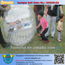 big discount inflatable adult kids body zorb ball
