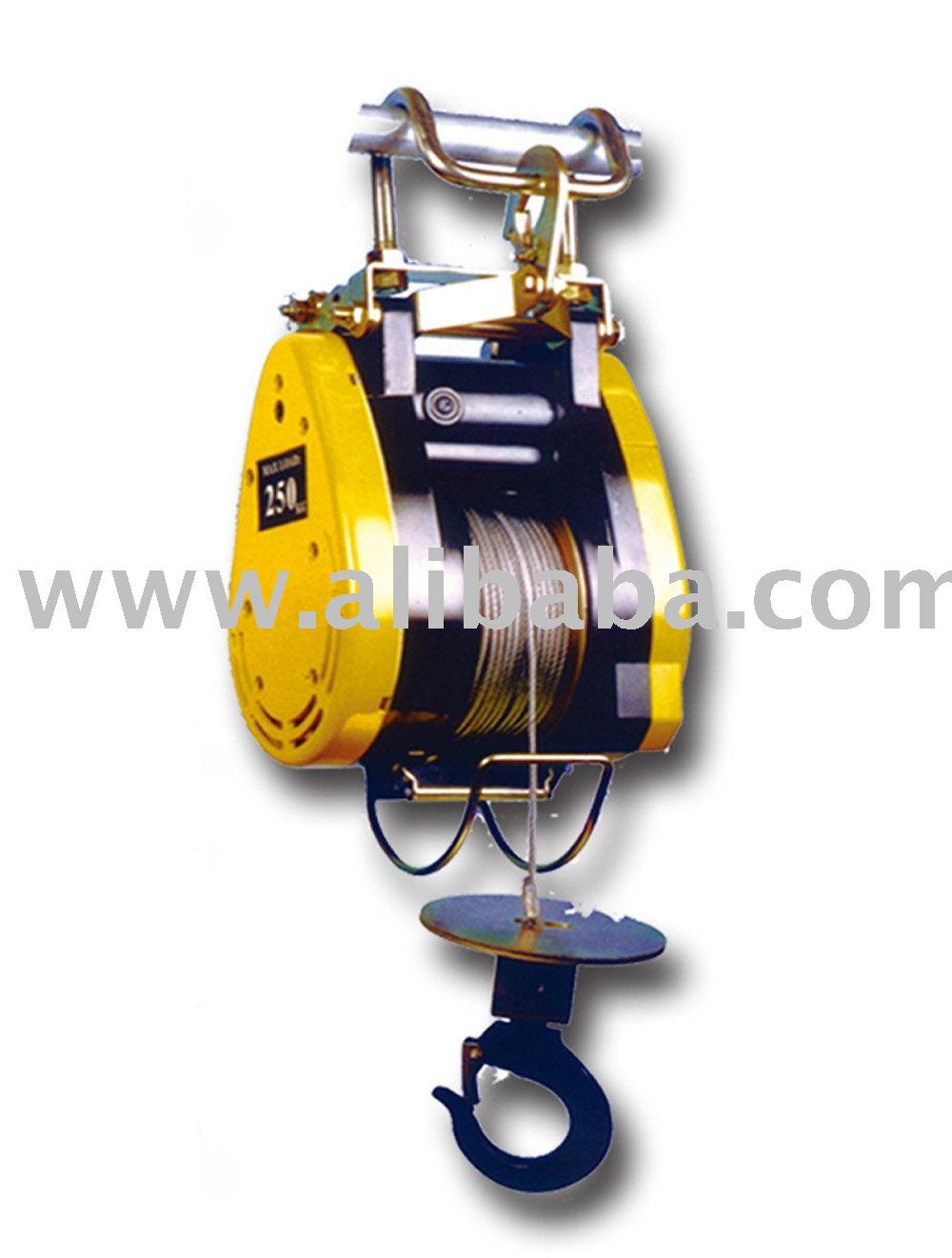 120 v ac portable electric hoist photo detailed about bth 250a 120