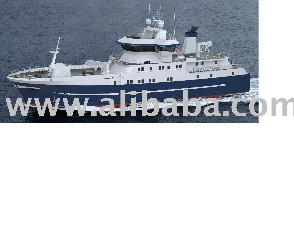 Arctic Freezer Longliner trawler