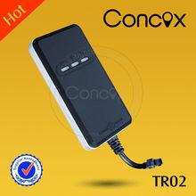 CONCOX mini web based gps tracking software TR02