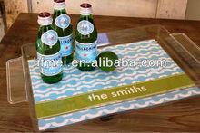 acrylic fruit tray,acrylic fruit display,acrylic beverage tray