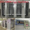 para incubação de ovos de codorna em uma incubadora para 16000 filhotes de pato incubação máquina