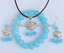 2013 popular beaded bracelets jewelry sets