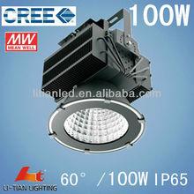 Hot sale led basketball court light 100w