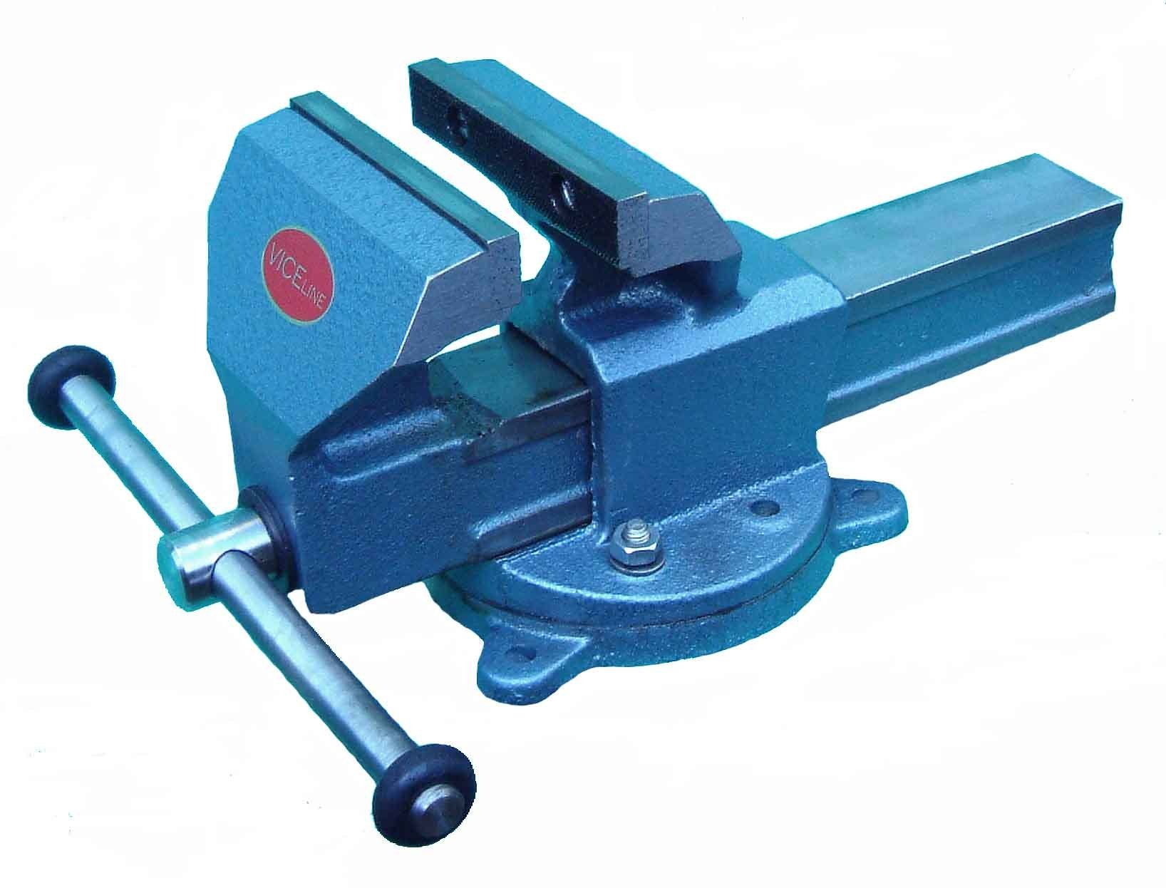 Bench Vise Bench vice photo, detailed