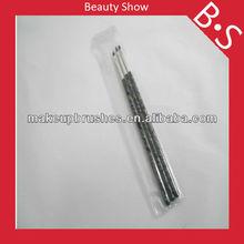 2013 hot 3pcs mini nail brush pen and brush,beauty cosmetic brush for gel nail