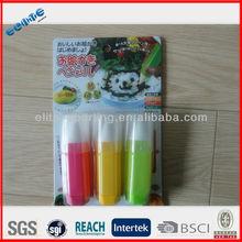 Plastic 3pcs set Food decorating pen