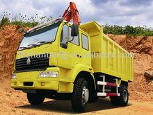 SINOTRUK SWZ10 4*2 dump truck