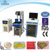 2013 Best 60W co2 fractional laser low cost Machine for Eggs &Plastic Marking With Factory Price