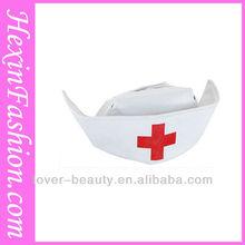 nova moda feminina atacado chapéus de enfermeira