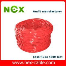 4 Pair 1000FT 23AWG UTP Cat5e / Cat6 LAN Cable