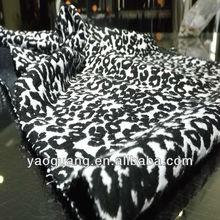 Knit tr jacquard fabric for Lady dress