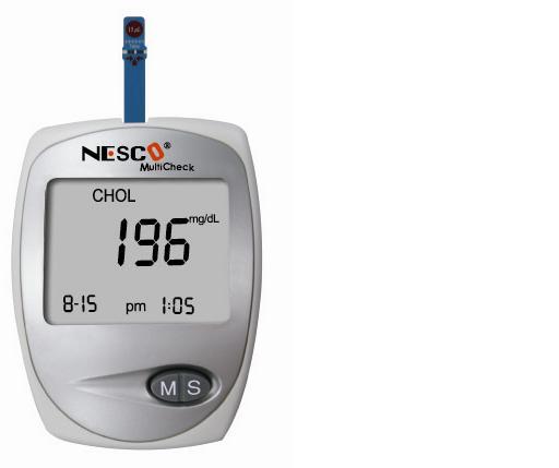 Nesco Multicheck Glucose meter