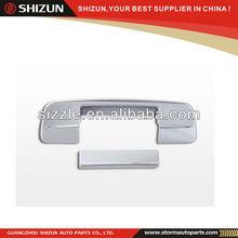 Sizzle Door Handle Chrome Covers Ram 1500 2009-2010