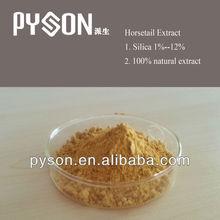factory supply 2% 7% 12% Silica acid UV Horsetail Herb P.E.