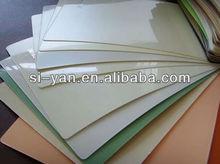 mdf door lamination rigid pvc sheet