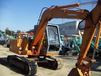 Furukawa excavator