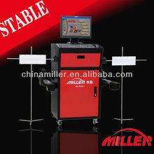 MILLER bluetooth car wheel alignment equipment,laser truck wheel alignment with CE(ML-TAR-I)