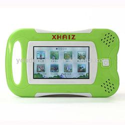 <XHAIZ> Kids learning machine with english/Kid english learning laptop