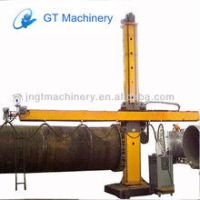 Automatic Seam column and boom welding machine