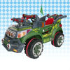 2013 top baby jeep plastic abs electric car toys children