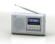 BC-680DA Portable DAB+DLS / FM+RDS Digital Radio Music Receiver