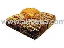 Pão integral - deep congelados a partir de alemanha