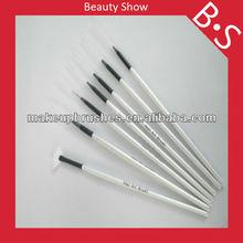 7pcs nail art design painting pen polish brush,beauty cosmetic brush nail art brush set for gel nail