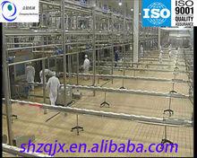 Zhongqing/500LPH Pasteurizing fresh Dairy processing machinery/SUS304,SUS306
